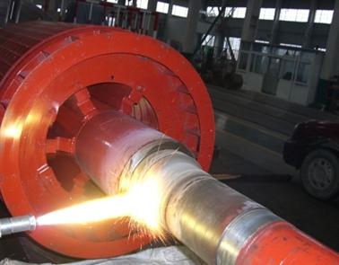 钢铁热喷涂解决方案
