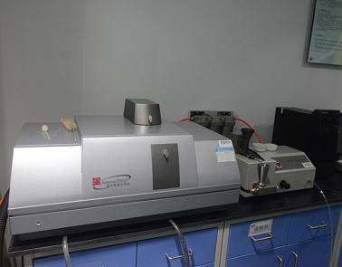 激光粒度分布仪
